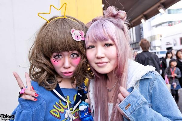 Harajuku Girls Hair & Makeup