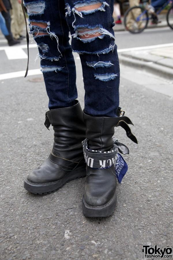 Vivienne Westwood x George Cox boots