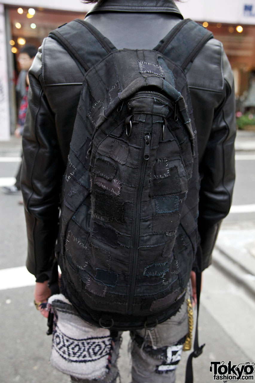 Bunka Student S Undercover Leather Jacket Amp Handmade