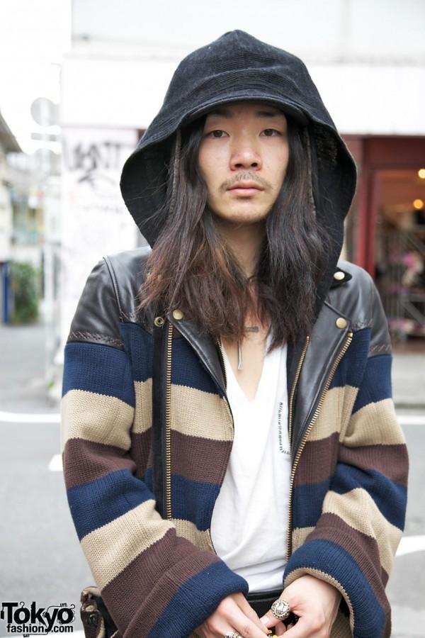 Blackmeans Jacket in Harajuku