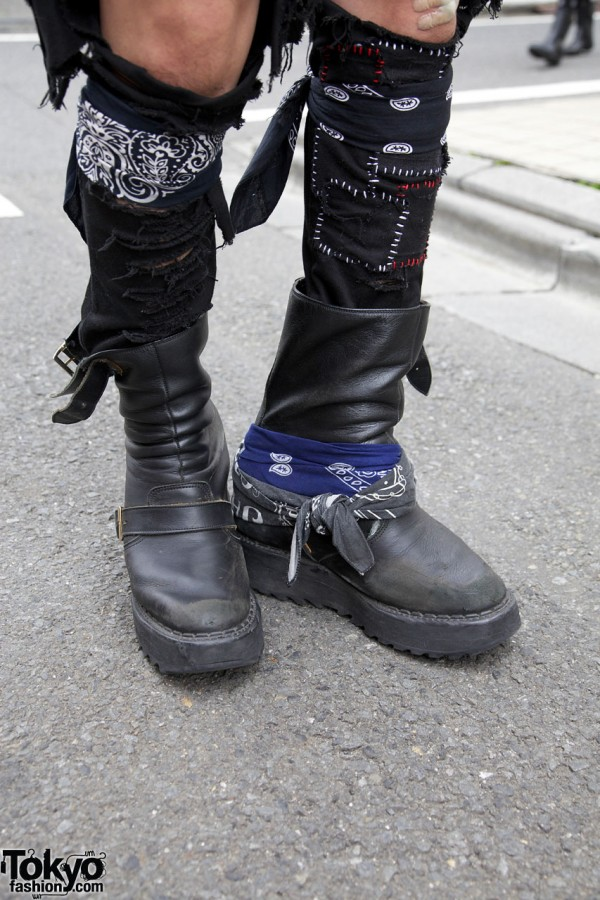 Vivienne Westwood x George Cox Platform Boots