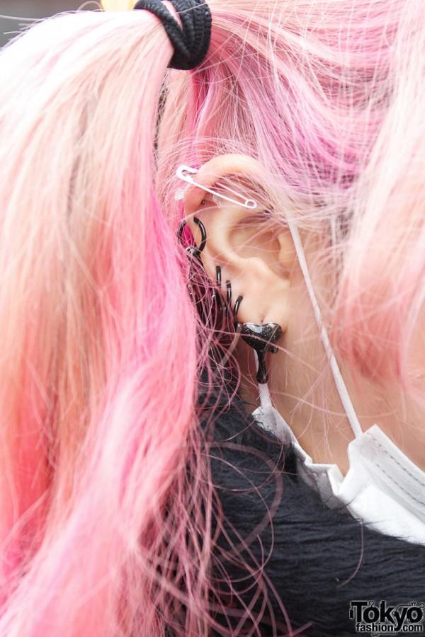 Juria Nakagawa's Earrings