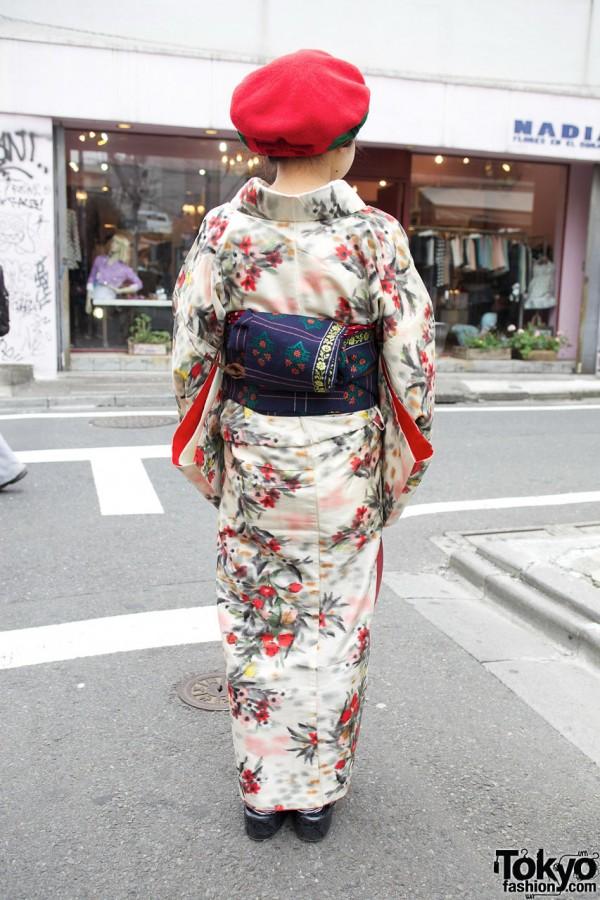 Tokyo135 Kimono