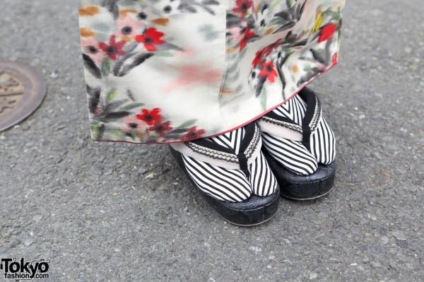Geta Sandals from Tokyo135 Harajuku