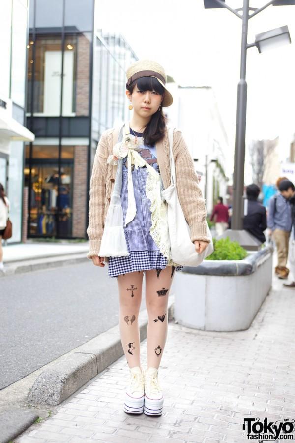Cute Resale & Vintage Fashion in Harajuku