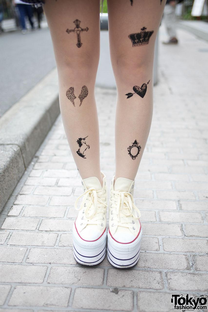 Fashion Tattoos Tumb