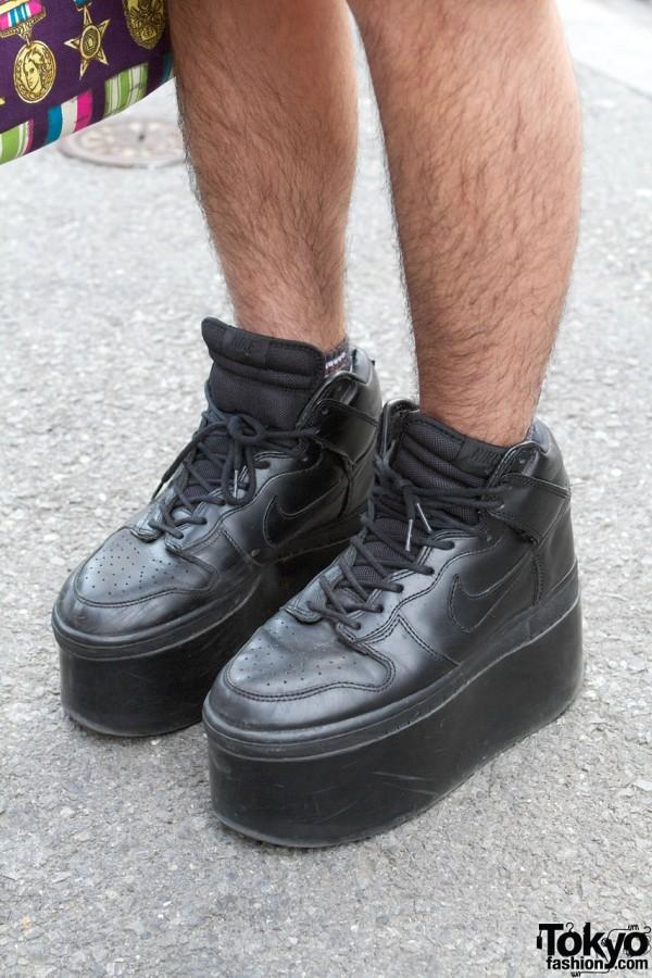 Platform Nike Sneakers