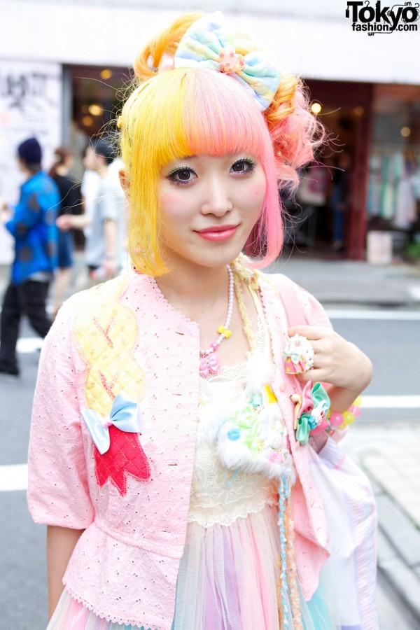 Kumamiki from Party Baby in Harajuku