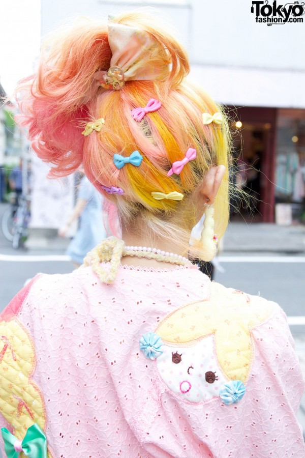Decora Hair Clips & Party Baby Jacket