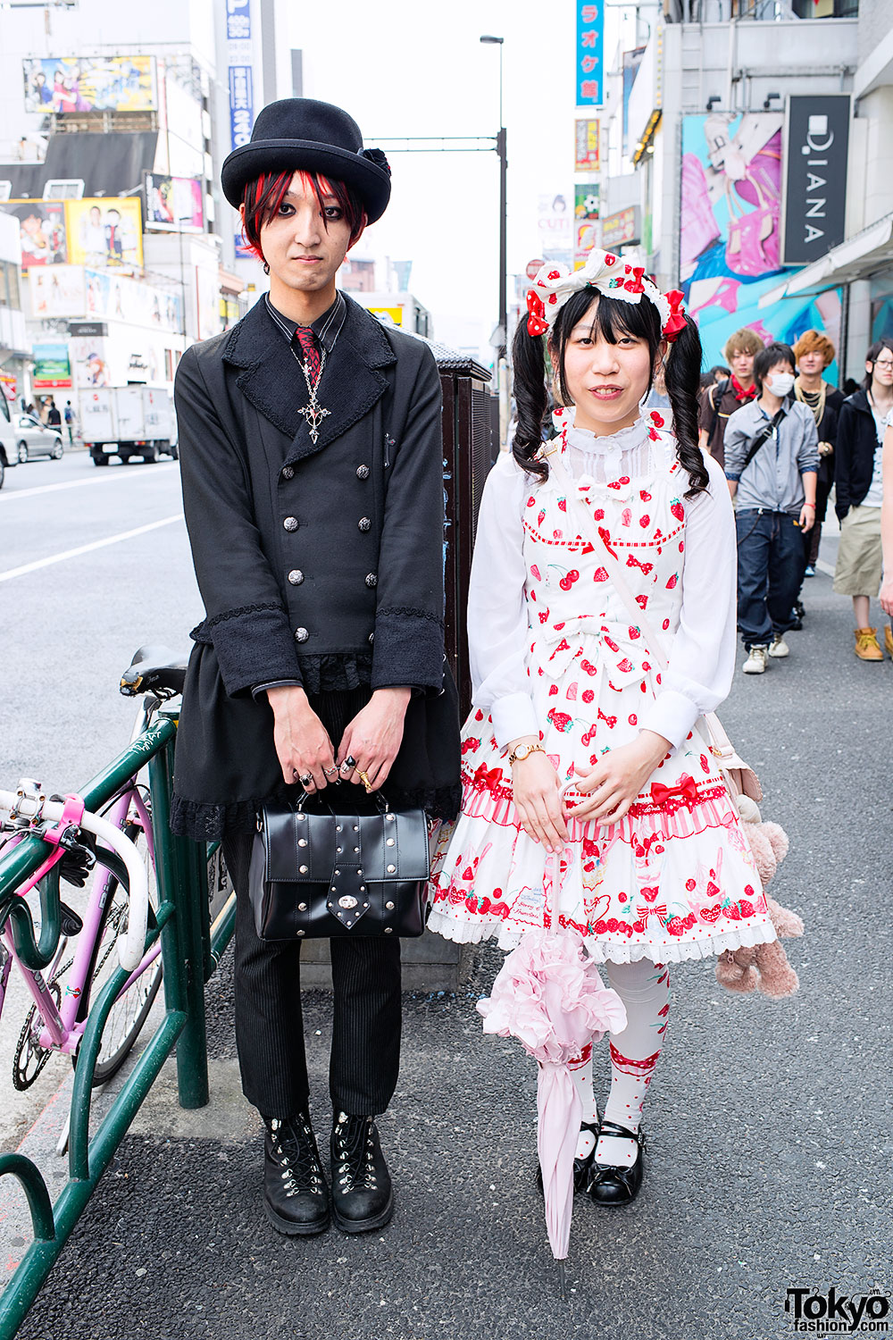 Angelic Pretty Red Shoes