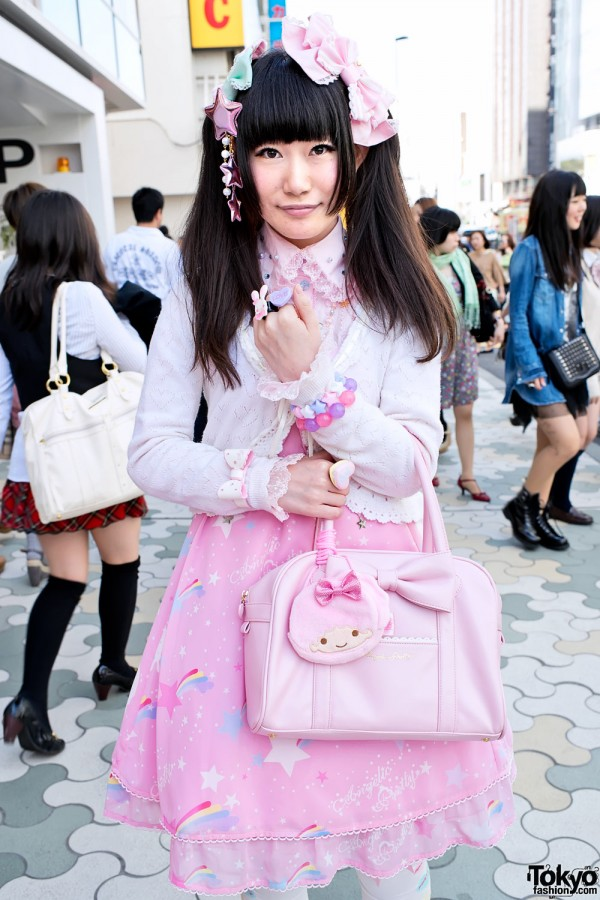 Angelic Pretty Lolita & Bow Purse