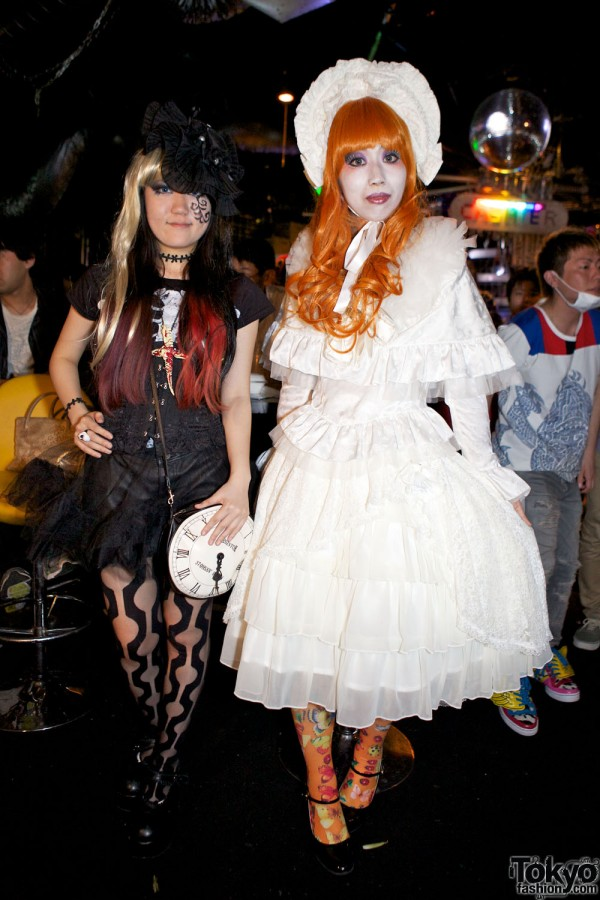 Tokyo Fashion Party Snaps at Heavy Pop (5)