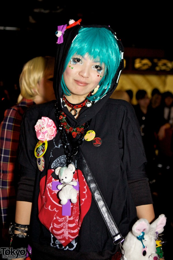 Tokyo Fashion Party Snaps at Heavy Pop (10)