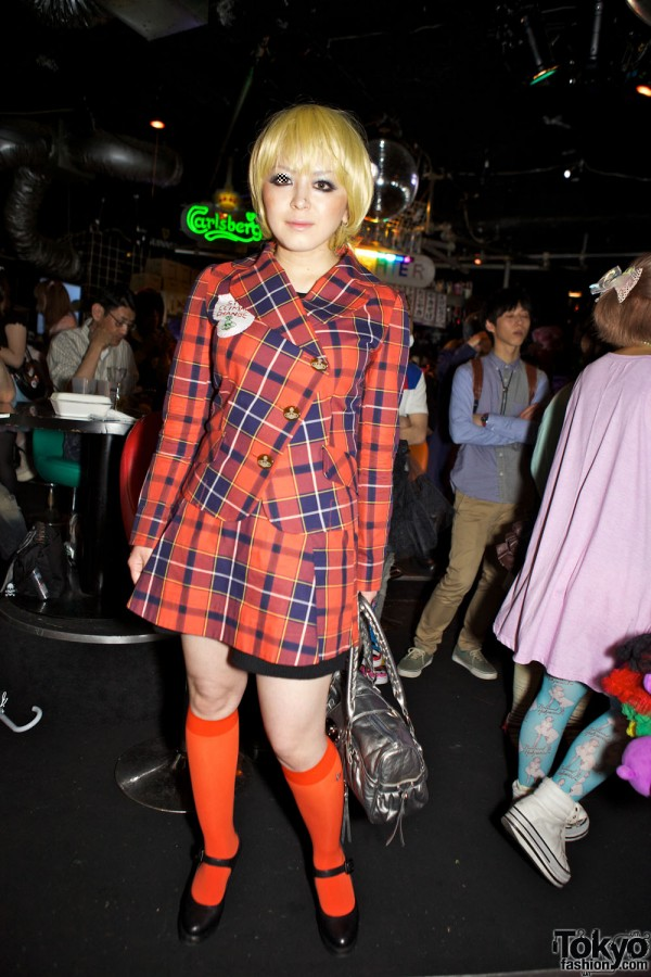 Tokyo Fashion Party Snaps at Heavy Pop (11)