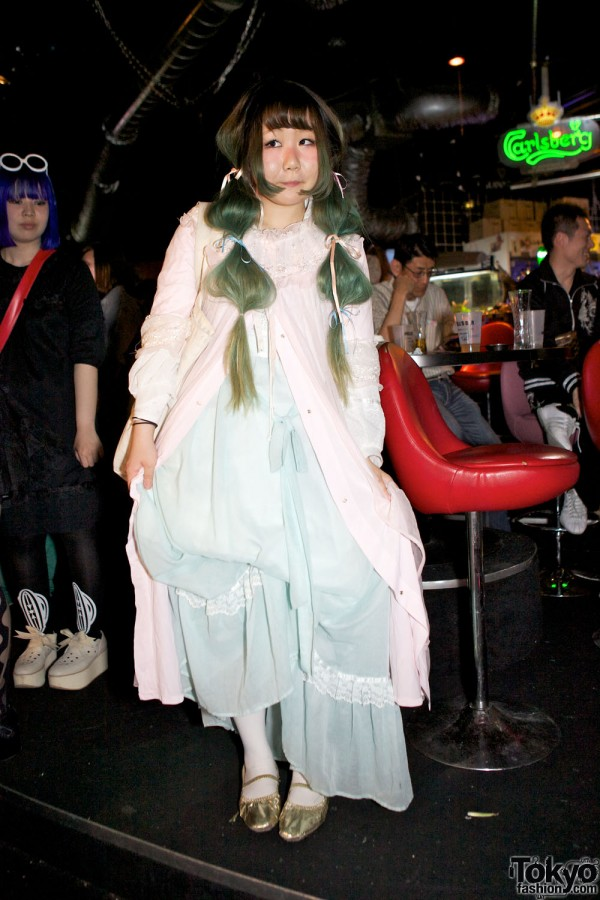 Tokyo Fashion Party Snaps at Heavy Pop (13)