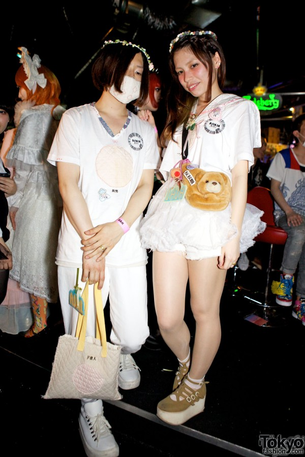 Tokyo Fashion Party Snaps at Heavy Pop (15)