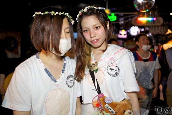 Tokyo Fashion Party Snaps at Heavy Pop (16)