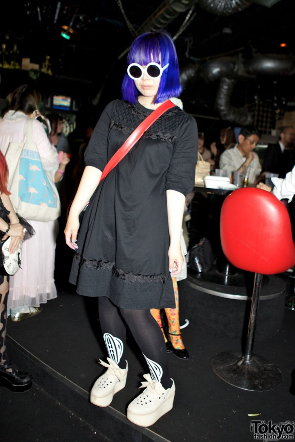 Tokyo Fashion Party Snaps at Heavy Pop (19)
