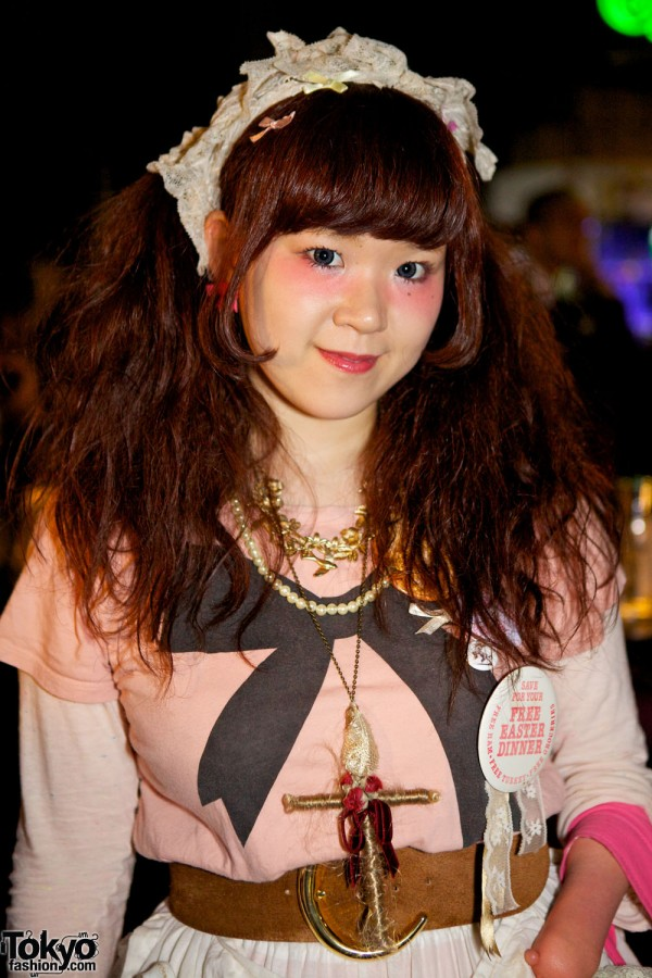 Tokyo Fashion Party Snaps at Heavy Pop (22)
