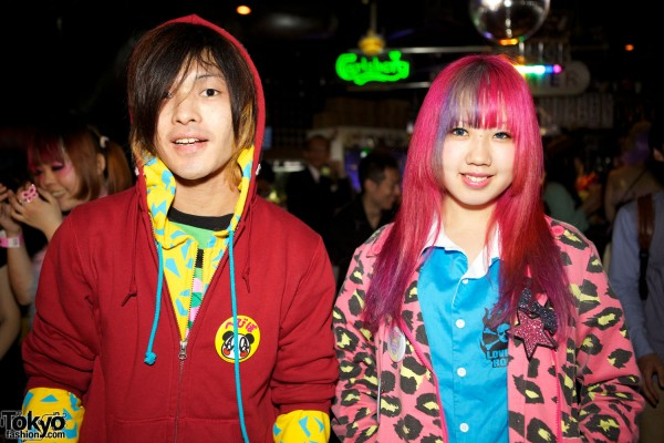 Tokyo Fashion Party Snaps at Heavy Pop (24)