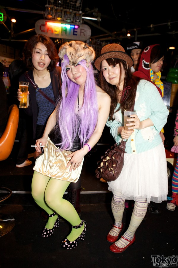 Tokyo Fashion Party Snaps at Heavy Pop (25)