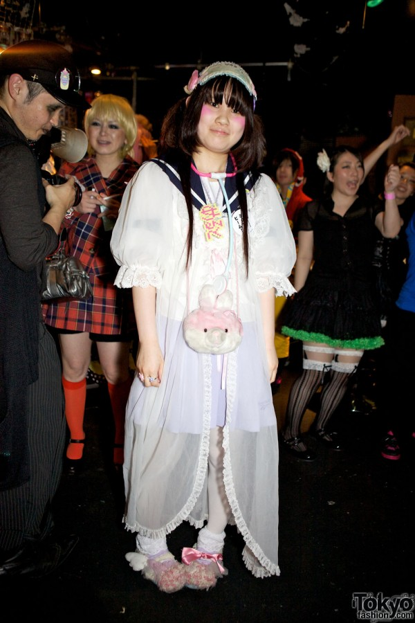 Tokyo Fashion Party Snaps at Heavy Pop (31)