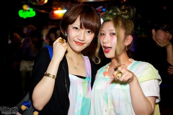 Minami at Heavy Pop