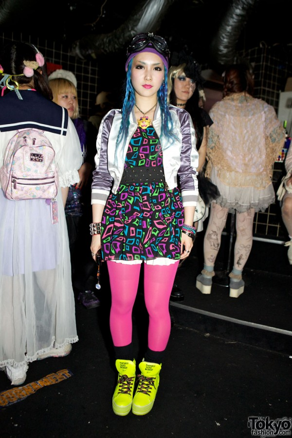 Tokyo Fashion Party Snaps at Heavy Pop (37)