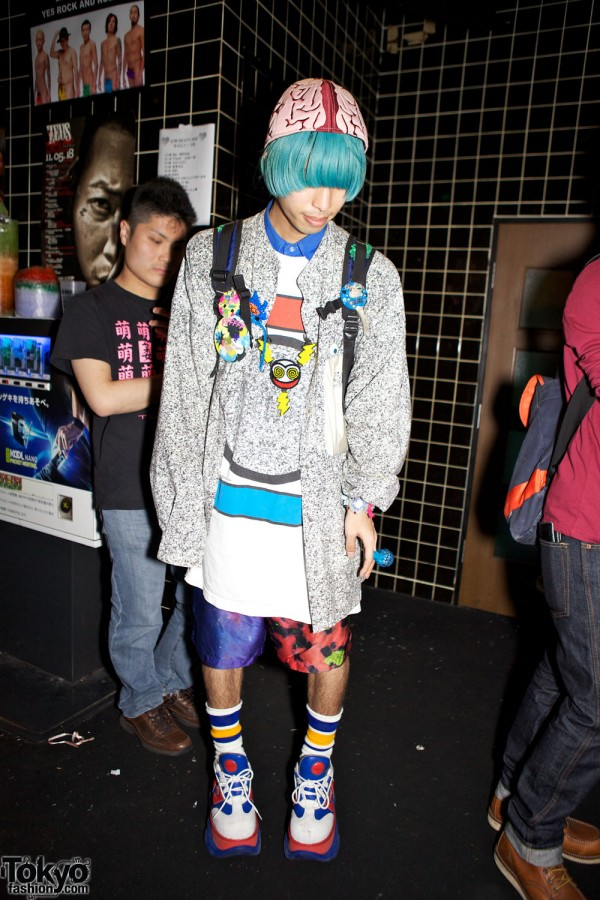 Tokyo Fashion Party Snaps at Heavy Pop (39)