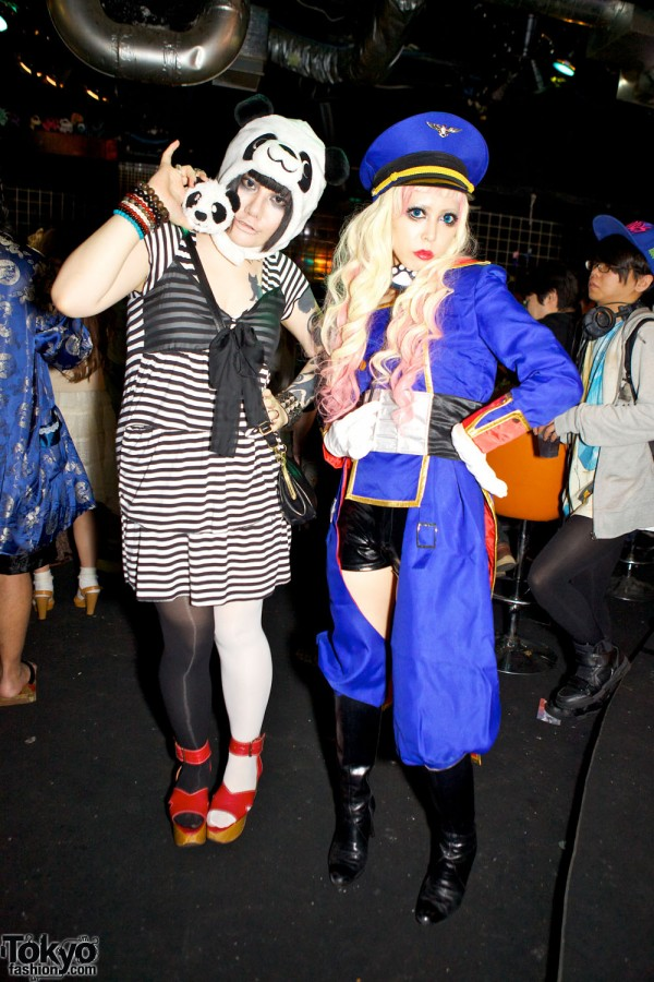 Tokyo Fashion Party Snaps at Heavy Pop (43)