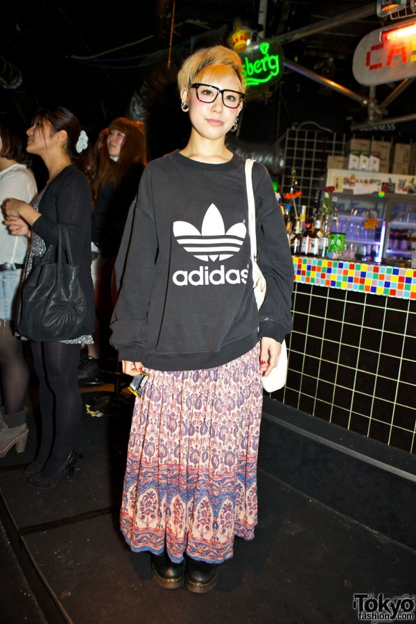 Tokyo Fashion Party Snaps at Heavy Pop (45)