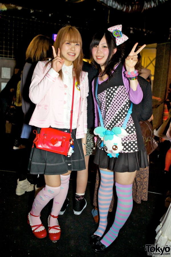 Tokyo Fashion Party Snaps at Heavy Pop (47)