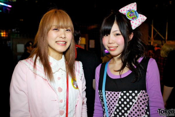 Tokyo Fashion Party Snaps at Heavy Pop (48)