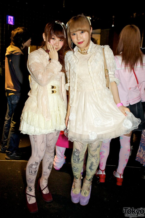 Tokyo Fashion Party Snaps at Heavy Pop (49)