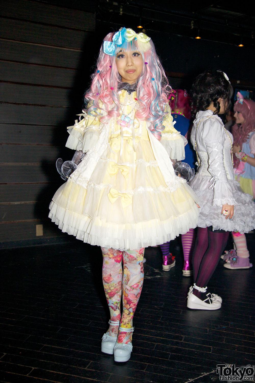 Harajuku Fashion Party Snaps At Pop N Cute, With Neeko