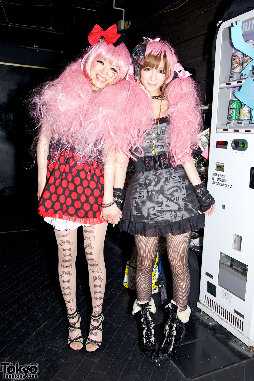 Broken Doll Girls at Pop N Cute