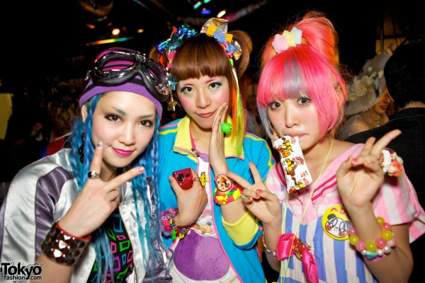 Kawaii Tokyo Fashion & Music at Heavy Pop 3 (66)