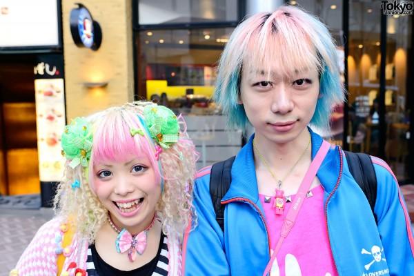 Kurebayashi & Junnyan - Harajuku Kids