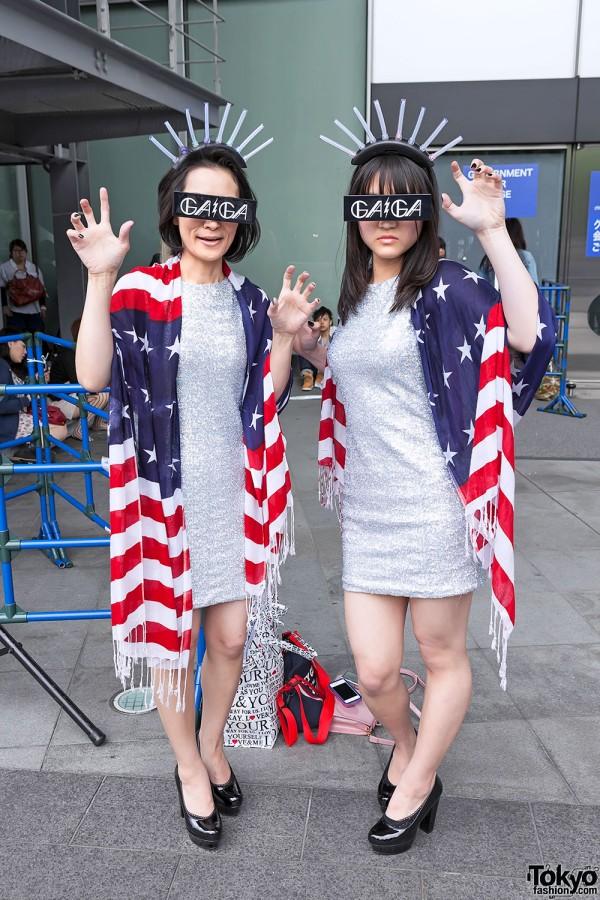 Lady Gaga Fan Fashion in Japan (5)