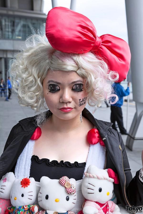 Lady Gaga Fan x Hello Kitty