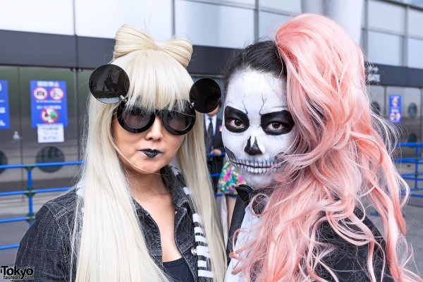 Lady Gaga Fan Fashion in Japan (13)