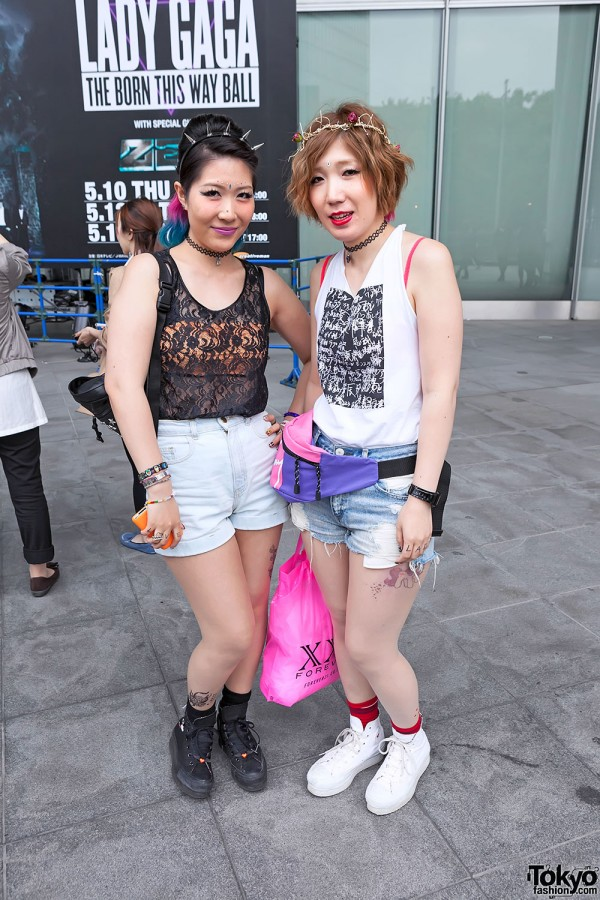 Lady Gaga Fan Fashion in Japan (16)