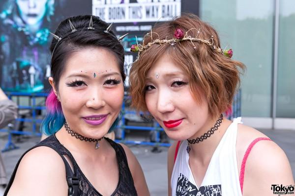 Lady Gaga Fan Fashion in Japan (17)