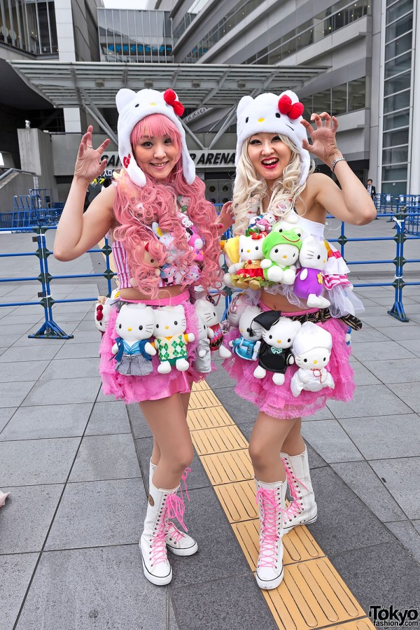 Lady Gaga Fan Fashion in Japan (18)