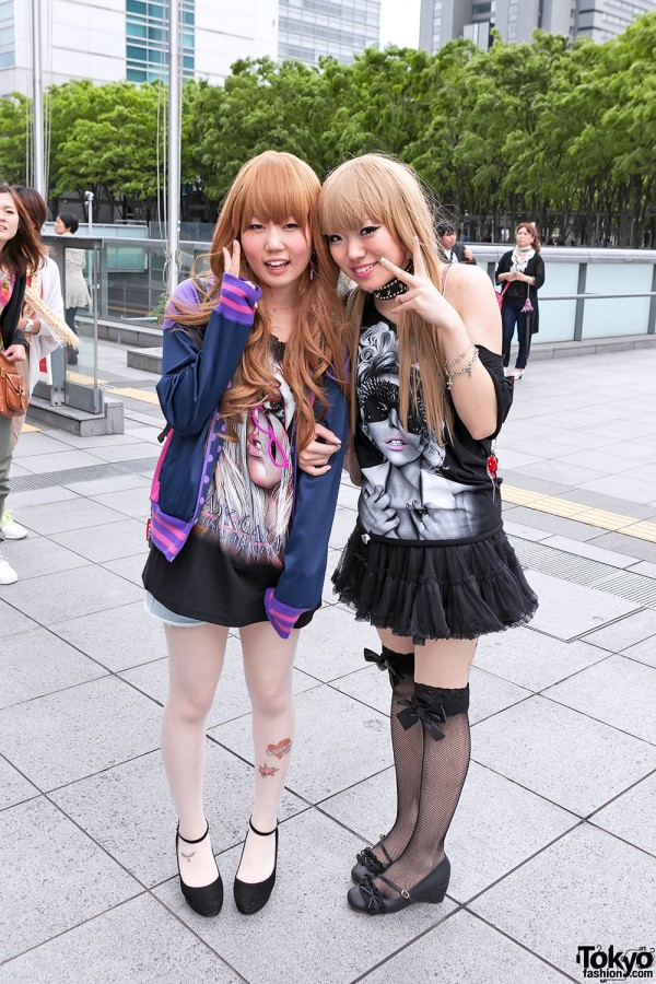 Lady Gaga Fan Fashion in Japan (20)