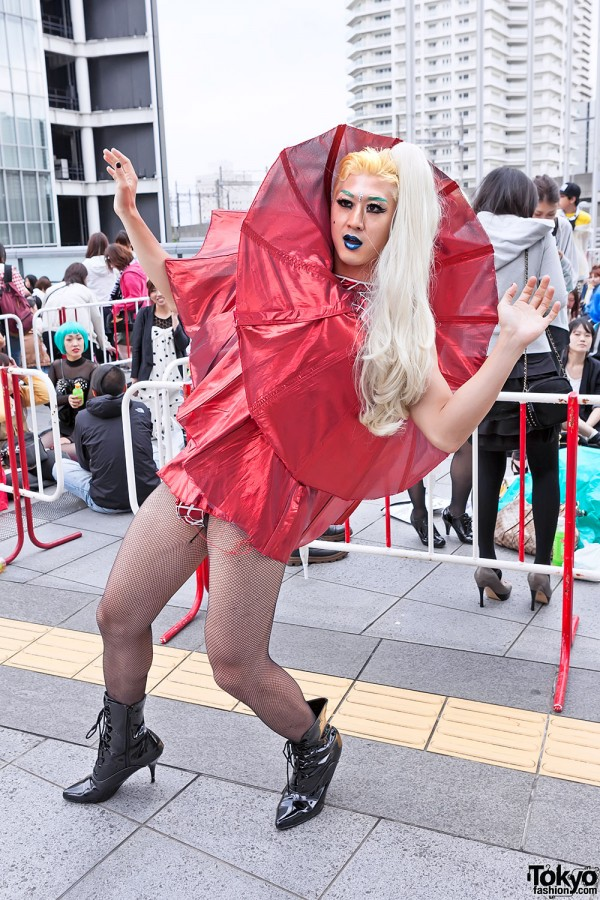 Lady Gaga Fan Fashion in Japan (22)