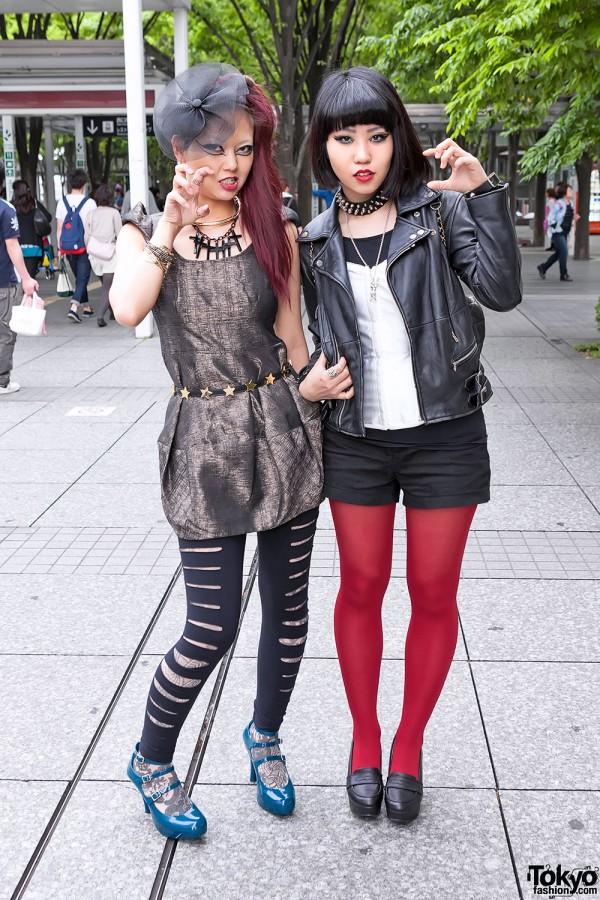 Lady Gaga Fan Fashion in Japan (28)
