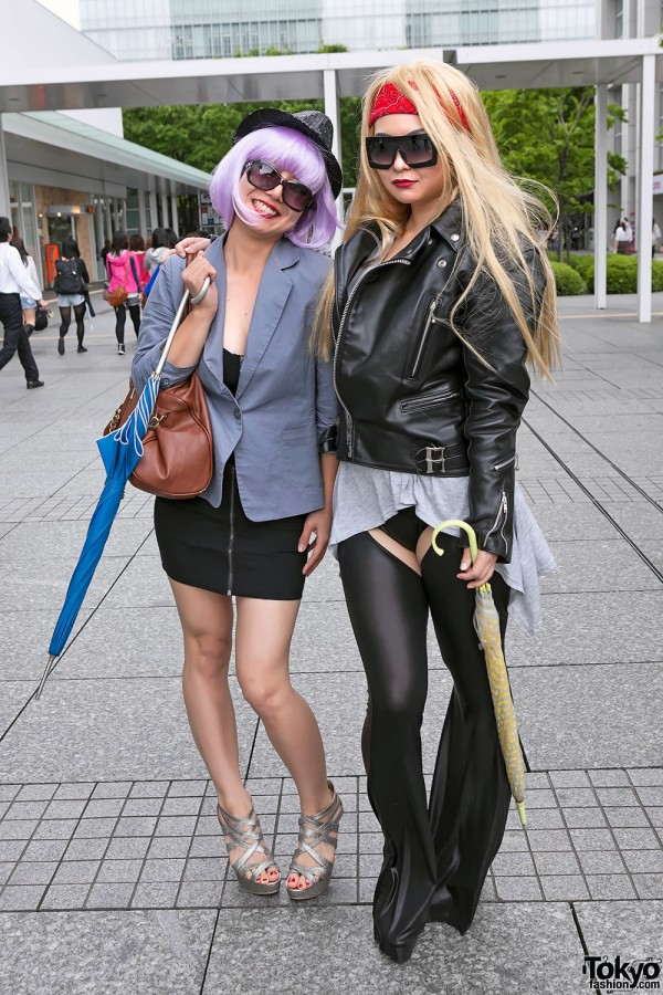 Lady Gaga Fan Fashion in Japan (32)