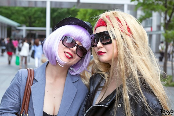 Lady Gaga Fan Fashion in Japan (33)