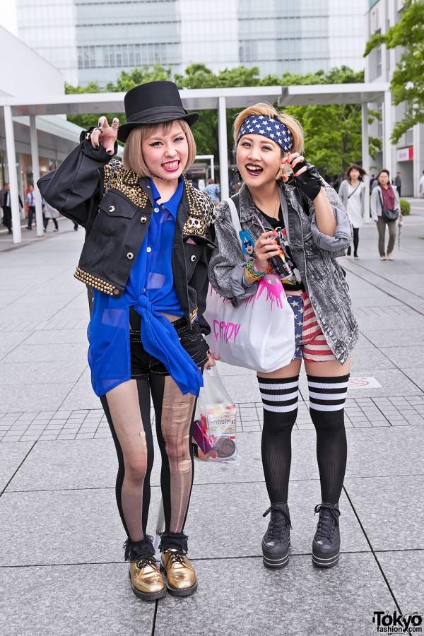 Lady Gaga Fan Fashion in Japan (36)